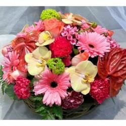 Blumenwagen